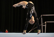 Isabella Brett in the finals, Hisense Arena, Melbourne, Australia, 24 February 2017. Copyright photo: John Cowpland / www.photosport.nz