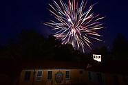 OSL and fireworks at Caramoor