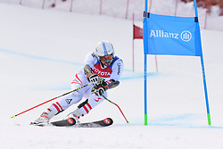 ERNST Julian LW4 AUT at 2018 World Para Alpine Skiing Cup, Kranjska Gora, Slovenia