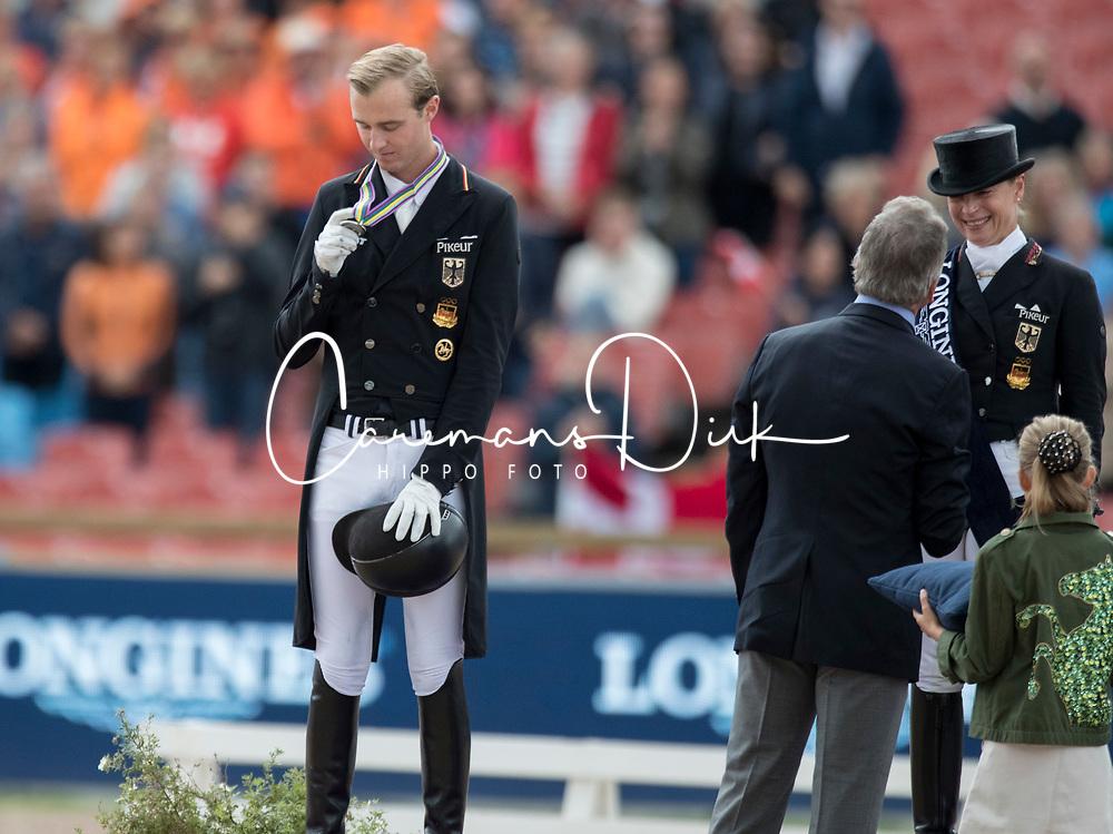 Rothenberger Soneke, GER<br /> FEI European Dressage Championships - Goteborg 2017 <br /> &copy; Hippo Foto - Dirk Caremans