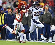 Broncos v Chiefs - 31 October 2017