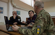 Image shows Major Kenyon, Military Stabilisation &amp; Support Group meeting with Nezir Colakovic, DPC, on Exercise Civil Bridge 14B. 13/03/2015<br /> <br /> Credit should read: Cpl Mark Larner, Media Ops Group<br /> <br /> Exercise Civil Bridge is an exercise in support of UK Defence Engagement by elements of 77 Brigade. Civil Bridge 14B (CB14B) is being conducted Sarajevo, Bosnia &amp; Herzegovina (BiH).<br /> <br /> By assisting the BiH Government to develop their contingency plans for natural disasters at both strategic and operational levels, CB14B will contribute to the long term international effort to stabilise BiH ethnic groups and authorities.