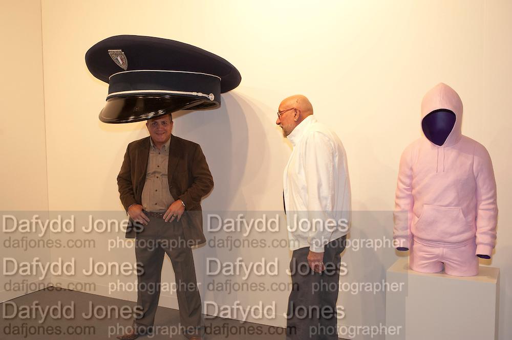 Opening of Miami Art Basel 2011, Miami Beach. 30 November 2011.