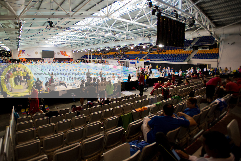 View  at 2015 IPC Swimming World Championships -