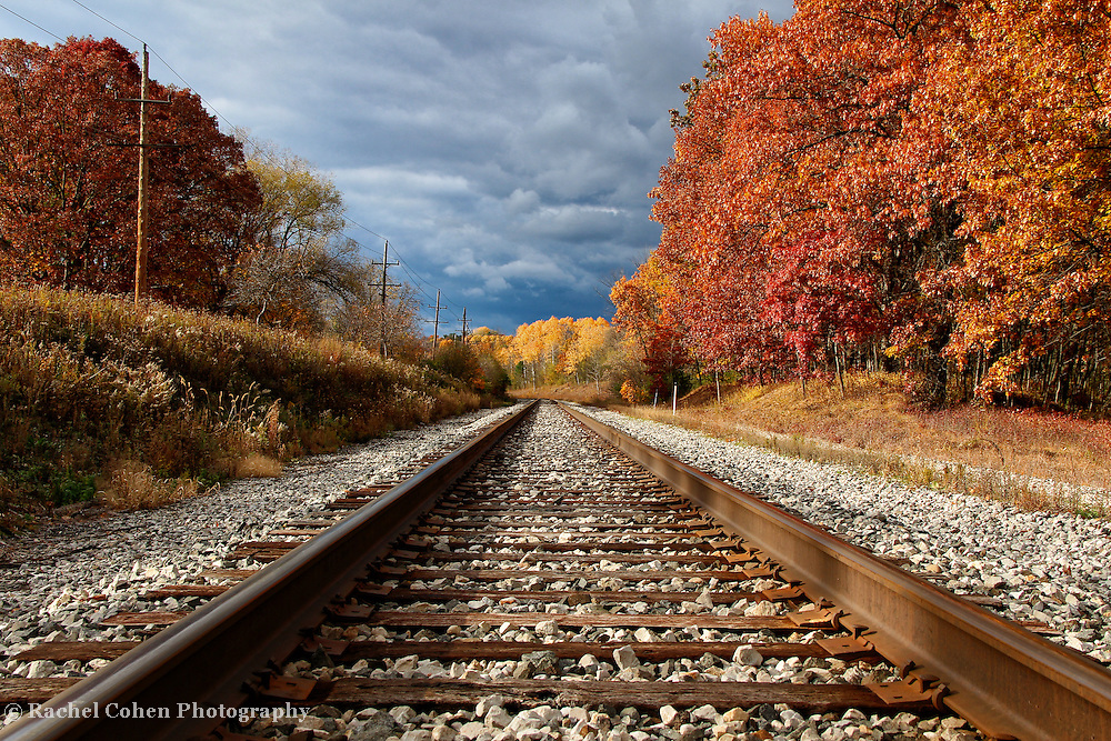 &quot;Rails Ablaze&quot;<br />