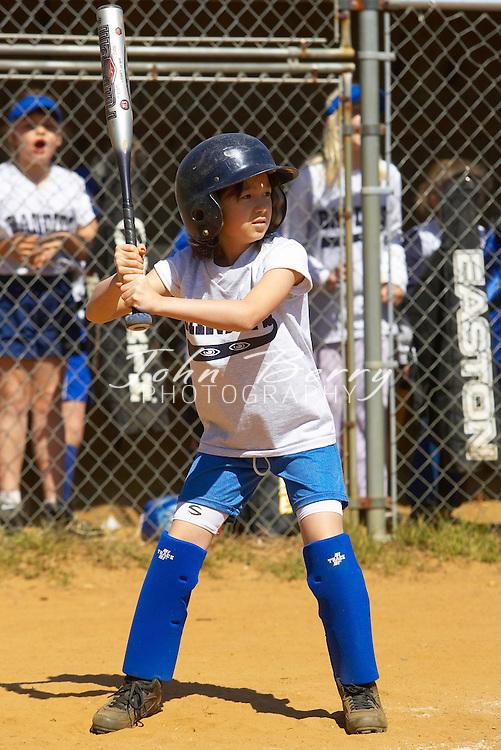 Young Guns vs Bandits, 10 & Under..Madison Parks and Rec Softball..