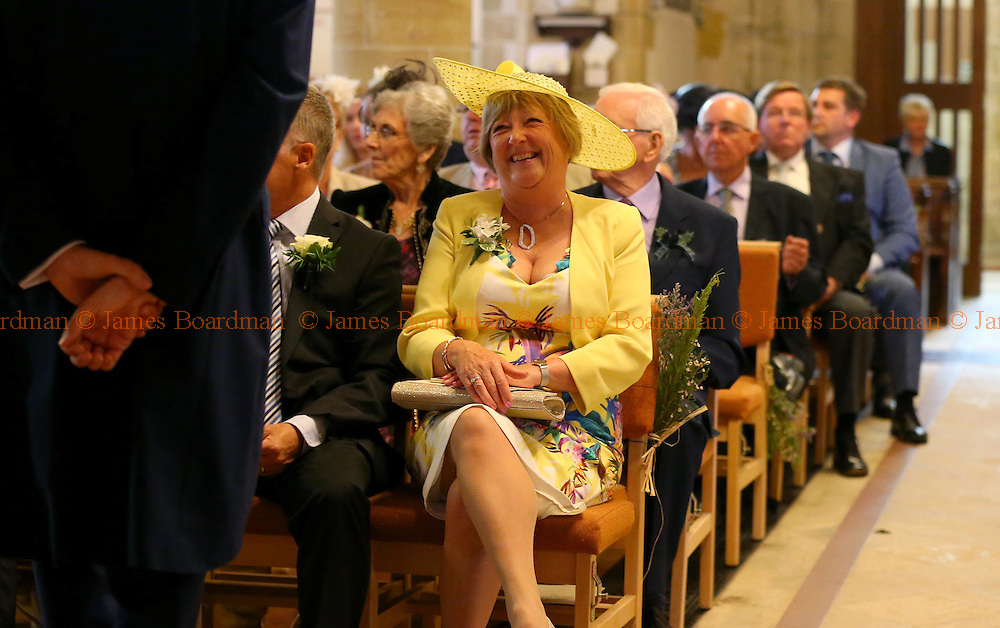 MR AND MRS DUNLOP'S WEDDING DAY IN WASHINGTON, WEST SUSSEX.<br /> SEPTEMBER 24, 2016<br /> Picture by James Boardman