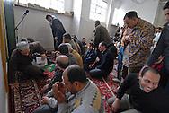 Roma, 06/04/2007: Moschea di via della Magliana