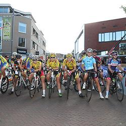 20-08-2016: Wielrennen: Guus Caarels Memorial: Goor<br /> GOOR (NED) wielrennen        <br /> Vrouwenwielerronde van Goor