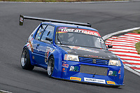 #13 Darren SPOONER Peugeot 205 - Spoox Motorsport  during 2018 MSA Time Attack Championship - Club Pro / Pro Extreme  as part of the Time Attack - Round 4 - Oulton Park  at Oulton Park, Little Budworth, Cheshire, United Kingdom. July 28 2018. World Copyright Peter Taylor/PSP. Copy of publication required for printed pictures.