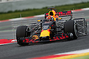 February 26, 2017: Circuit de Catalunya. Max Verstappen (DEU), Red Bull Racing, RB13