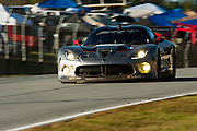 Kuno Wittmer, Dominik Farnbacher and Ryan Hunter-Reay, SRT Motorsports (GT) SRT Viper GTSR, Petit Le Mans. Oct 18-20, 2012. © Jamey Price