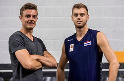28-05-2017 NED: Reportage gebroeders Jorna, Apeldoorn<br /> Rob en Gijs Jorna