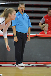 19 August 2017:   during a college women's volleyball match Scrimmage of the Illinois State Redbirds at Redbird Arena in Normal IL (Photo by Alan Look)