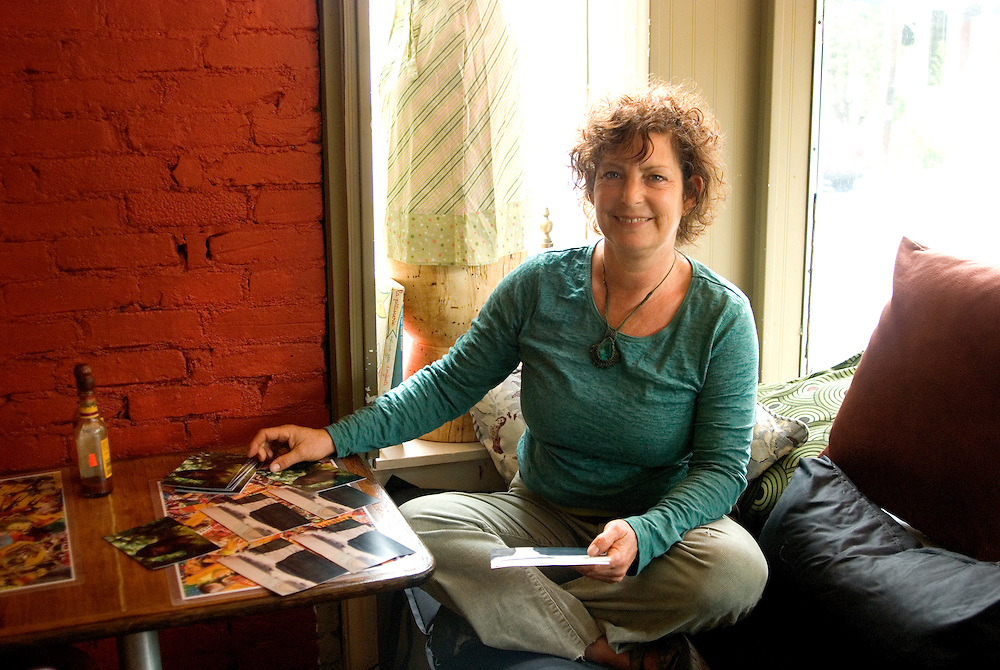 Lisa Sterer, Co-owner, The Big Cheese, Rosendale