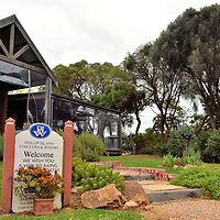 Phillip Island Vineyard and Winery in Ventnor, Australia<br /> Phillip Island tourists congregate along the coastline. Most are unaware over half of the island&rsquo;s acreage is dedicated to farming and raising livestock. Another surprise is to discover the Philip Island Vineyard and Winery. They serve a delicious choice of wines from grapes grown in their Berrys Beach vineyard. Consider yourself an amateur sommelier? Then sip your way through the Southern Gippsland Wine Trail. This scenic wine region features a dozen boutique vineyards on the mainland east of Phillip Island.
