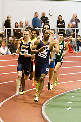 Boston University Terrier Invitational Indoor Track Meet: Galen Rupp, Oregon Project, wins Elite Mile 3:50.92