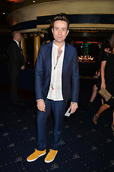 NICK GRIMSHAW at The Hoping Foundation's 'Starry Starry Night' Benefit Evening For Palestinian Refugee Children held at The Cafe de Paris, Coventry Street, London on 19th June 2014.