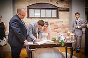 Ange & Steve's Hacienda Wedding