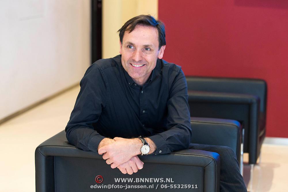 NLD/Amsterdam//20140323 - Perspresentatie musicalbewerking Moeder, Ik Wil Bij De Revu, Hugo Haenen