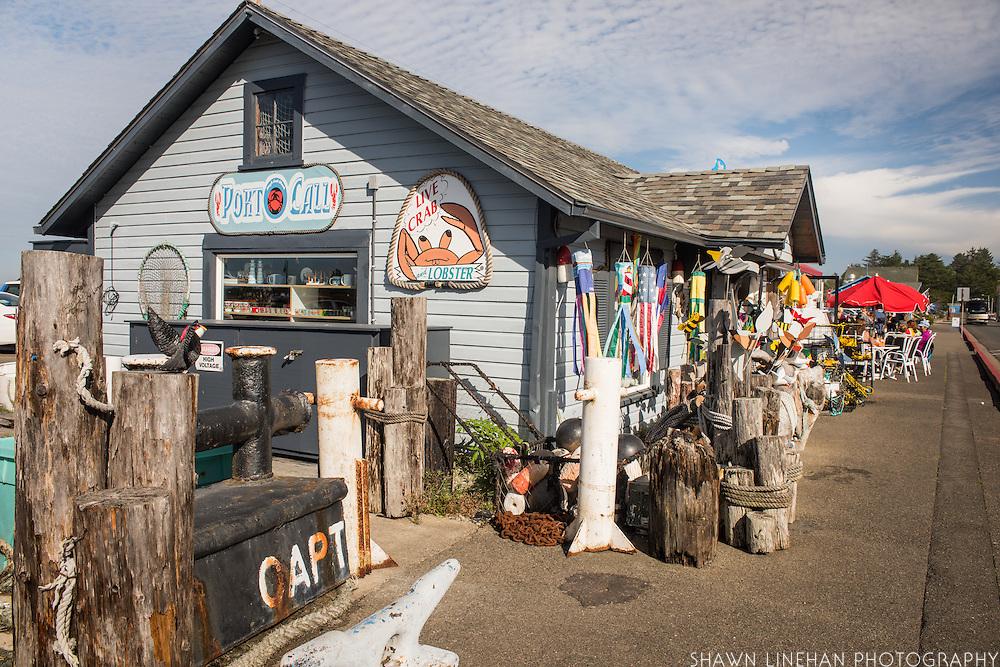 Tony's Crab Shack, Bandon, Oregon