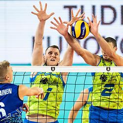 20190914: SLO, Volleyball - CEV Eurovolley 2019, Slovenia vs Finland