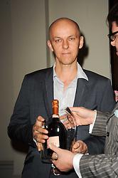 HUGO WARNER at the Tatler Restaurant Awards, at the Langham Hotel, Portland Place, London n 10th May 2010.