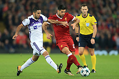Liverpool v Maribor - 1 Nov 2017