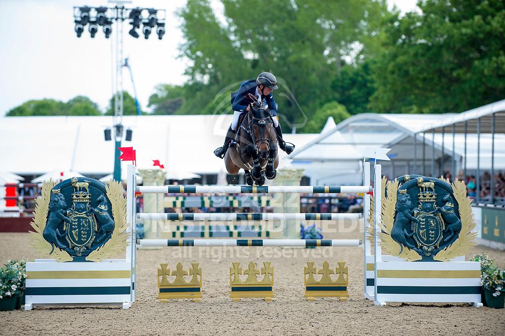 Bertram Allen  (IRL) & Izzy By Picobello- Rolex Grand Prix - CSI5* Jumping - Royal Windsor Horse Show - Home Park, Windsor, United Kingdom - 14 May 2017