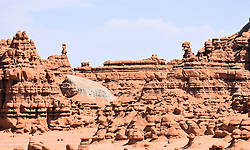 Goblin Valley State Park, Green River, Utah, USA