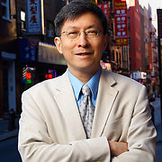Wellington Chen, Executive Director, Chinatown Partnership