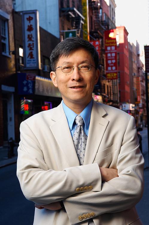 Wellington Chen, Executive Director, Chinatown Partnership