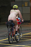 Naked Bike Riders Wish Queen Happy Birthday