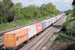 Freight Train wagons,