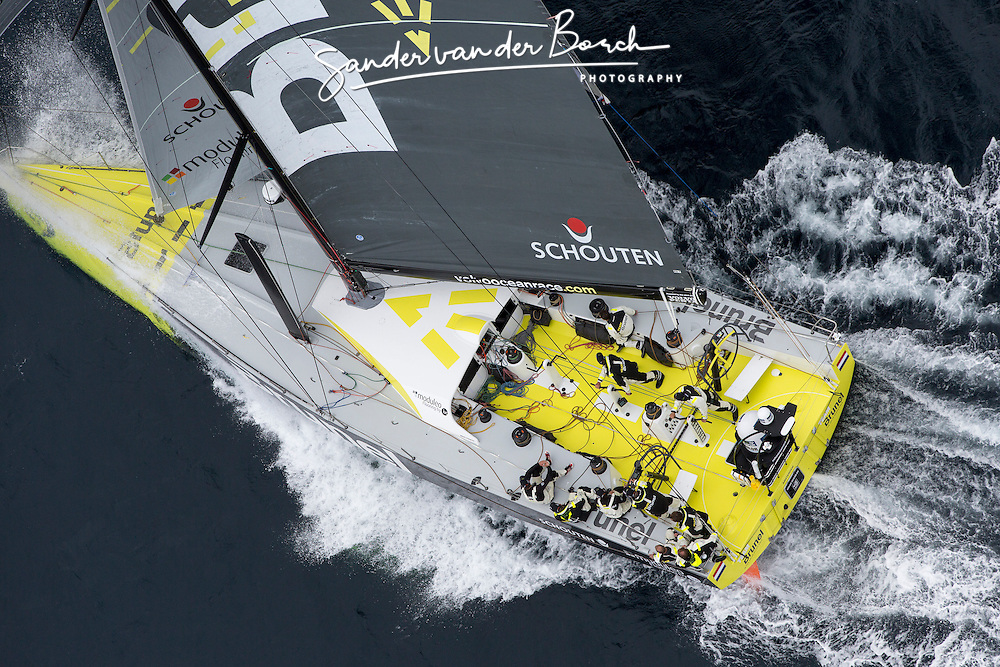 Team Brunel training, 02-03-2014, Lanzarote, Spain