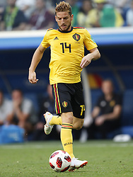 Dries Mertens of Belgium during the 2018 FIFA World Cup Play-off for third place match between Belgium and England at the Saint Petersburg Stadium on June 26, 2018 in Saint Petersburg, Russia