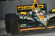 September 1-3, 2011. Tony Kanaan, Indycar Grand Prix of Baltimore around the inner harbor.