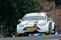 #7 Mat Jackson GBR Motorbase Performance Ford Focus  during first practice for the BTCC Oulton Park 4th-5th June 2016 at Oulton Park, Little Budworth, Cheshire, United Kingdom. June 04 2016. World Copyright Peter Taylor/PSP.