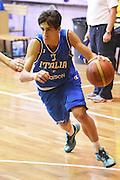 DESCRIZIONE : 6 Luglio 2013 Under 18 maschile<br /> Torneo di Cisternino Italia Ucraina<br /> GIOCATORE : Tommaso Laquintana<br /> CATEGORIA : <br /> SQUADRA : Italia Under 18<br /> EVENTO : 6 Luglio 2013 Under 18 maschile<br /> Torneo di Cisternino Italia Ucraina<br /> GARA : Italia Under 18 Ucraina <br /> DATA : 6/07/2013<br /> SPORT : Pallacanestro <br /> AUTORE : Agenzia Ciamillo-Castoria/GiulioCiamillo<br /> Galleria : <br /> Fotonotizia : 6 Luglio 2013 Under 18 maschile<br /> Torneo di Cisternino Italia Ucraina<br /> Predefinita :
