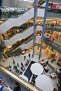 Forum Shopping Center, the biggest in the city center (Mannerheimintie).