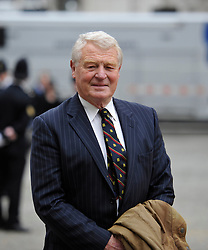 © Licensed to London News Pictures. 17 April 2013. St Paul's Cathedral London. Paddy Ashdown. Funeral of Baroness Thatcher, former Conservative Prime Minister. Photo credit : MarkHemsworth/LNP