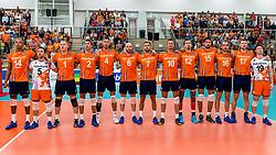 08-09-2018 NED: Netherlands - Argentina, Ede<br /> Second match of Gelderland Cup / Team Netherlands