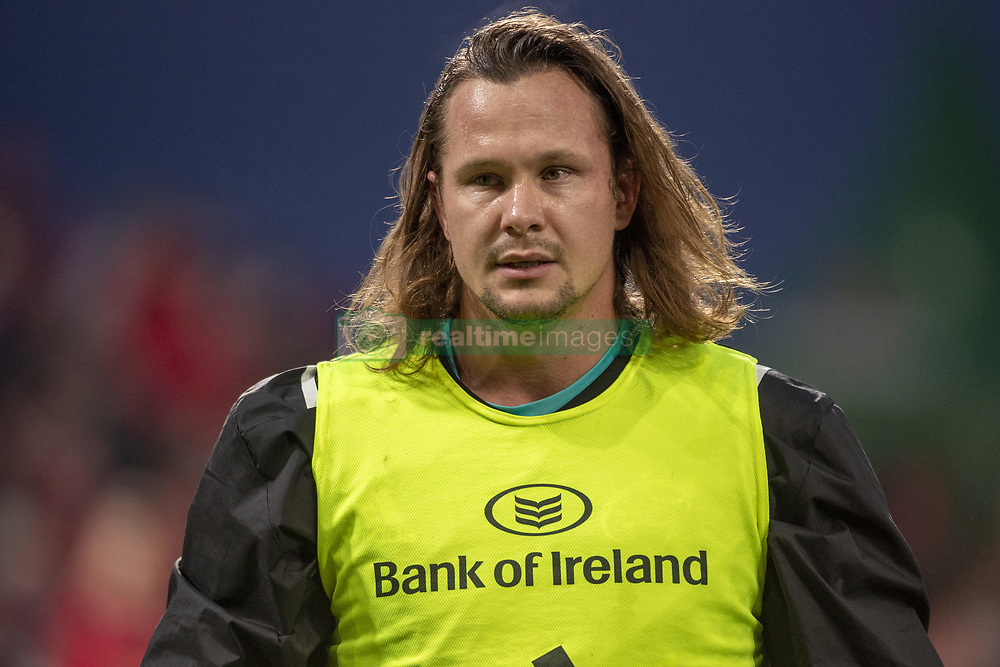 January 19, 2019 - Limerick, Ireland - Arno Botha of Munster during the Heineken Champions Cup match between Munster Rugby and Exeter Chiefs at Thomond Park in Limerick, Ireland on January 19, 2019  (Credit Image: © Andrew Surma/NurPhoto via ZUMA Press)