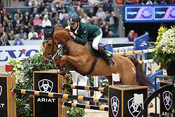 Skrzyczynski, Jaroslaw (POL), Crazy Quick<br /> Göteborg - Horse Show FEI World Cup Final 2016 <br /> FEI Weltcup Springen Finale II<br /> © www.sportfotos-lafrentz.de / Stefan Lafrentz