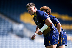 Ethan Waller of Worcester Warriors during training ahead of the Gallagher Premiership fixture against Harlequins - Mandatory by-line: Robbie Stephenson/JMP - 24/08/2020 - RUGBY - Sixways Stadium - Worcester, England - Worcester Warriors Training