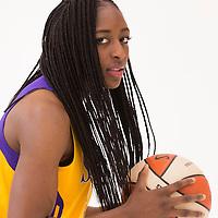 Los Angeles Sparks forward Nneka Ogwumike (30)