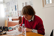 "Cabu (Jean Cabut), artist at Charlie Hebdo, Paris, France. Charlie Hebdo is a French magazine that published cartoons mocking Mohammed and the magazine, which has a circulation of about 55,000, was fire-bombed last year after it published a previous set of cartoons that mocked Islam. France's Muslim leaders and militants protests over the cartoons, and Frances embassies were closed across the Islamic world. The cartoons in Charly Hebdo were published as often violent -- and sometimes deadly --protests continued across the world against an anti-Islam film made in the US that enraged many Muslims. Arab League Secretary-General Nabil Elaraby called the drawings outrageous but said those who were offended by them should ""use peaceful means to express their firm rejection""."