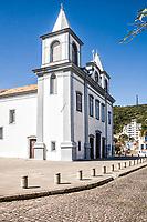 Santo Antonio dos Anjos Church. Laguna, Santa Catarina, Brazil. / <br /> Igreja Matriz Santo Antonio dos Anjos. Laguna, Santa Catarina, Brasil.
