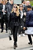 Celine Dion Paris Fashion Week