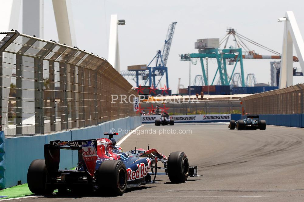 Motorsports / Formula 1: World Championship 2010, GP of Europe, 16 Sebastien Buemi (SUI, Scuderia Toro Rosso),
